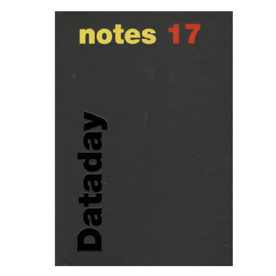 Modernist A4 Notebook - NBA4MOD - PRE ORDER ONLY