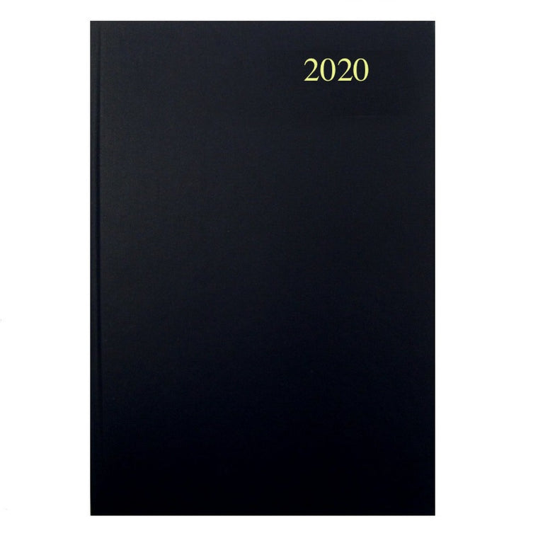 YEAR 2020 NA51 CODE D Calendar Diary  A5 Day to a Page