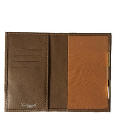 SMOOTH CALF WALLET - RWR (Wallet does not include Gilt Pencil)