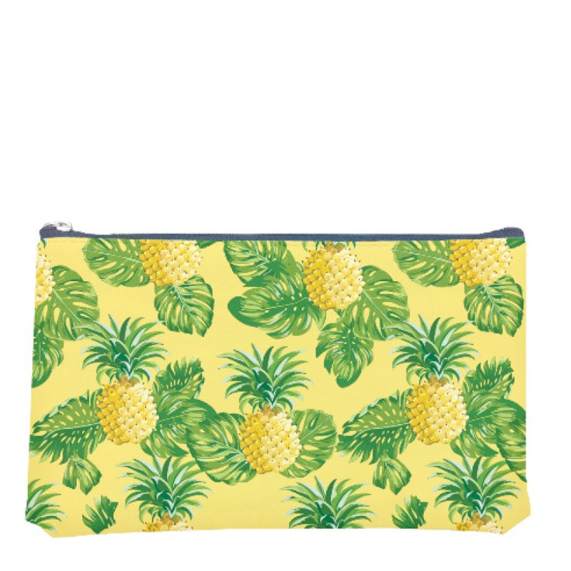 Small Pineapple Pouch Charfleet Book Bindery