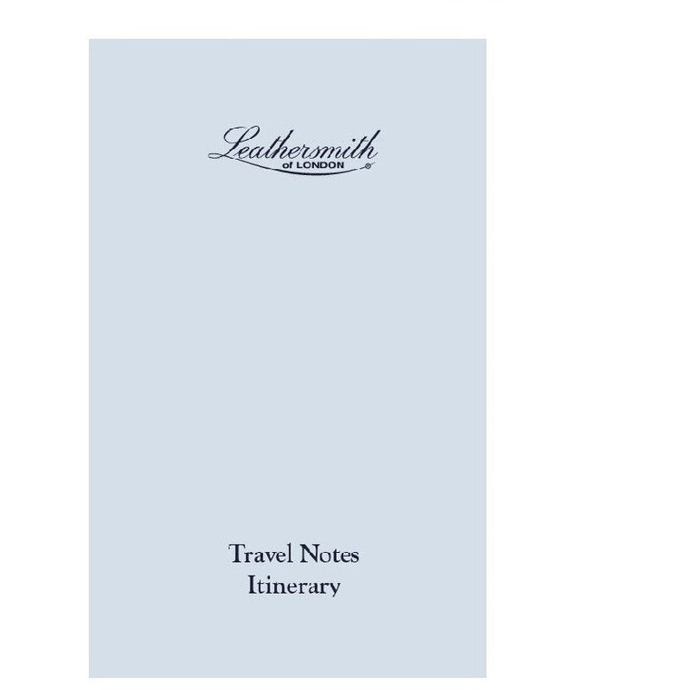 REFILL TN TRAVEL NOTES REFILL