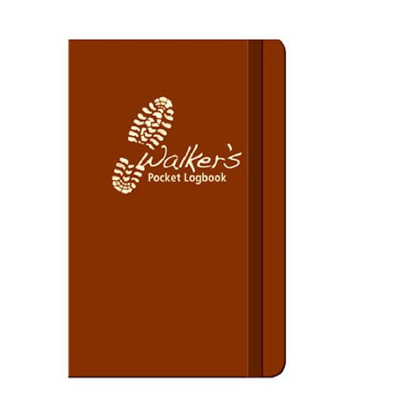 WPL WALKER'S POCKET LOGBOOK