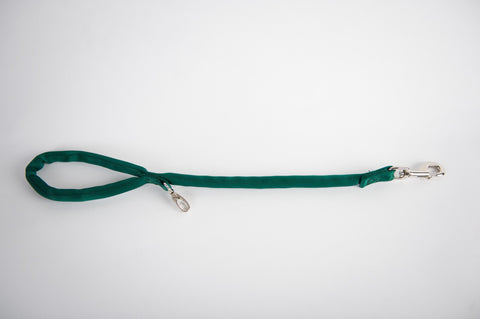 Dual Snap Leash - Hunter Green