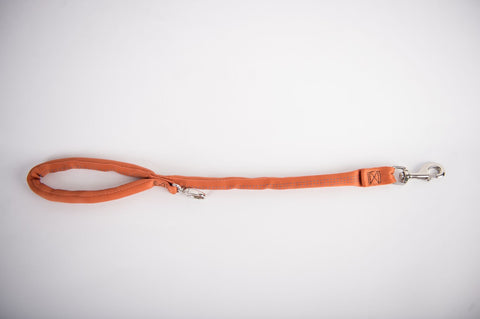 Dual Snap Leash - Copper