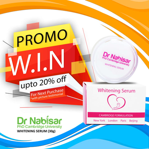 NABISAR-007 WHITENING SERUM