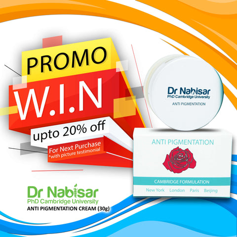 NABISAR-008 ANTI PIGMENTATION CREAM