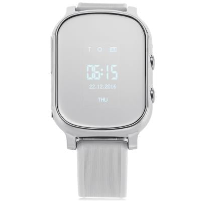 KID01-T58 CHILDREN SMARTWATCH (SILVER)