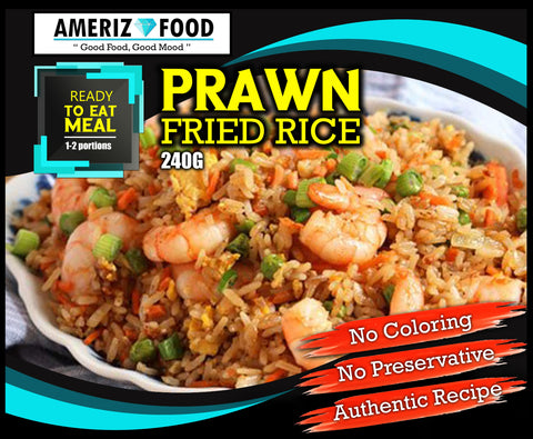 R010 - PRAWN FRIED RICE