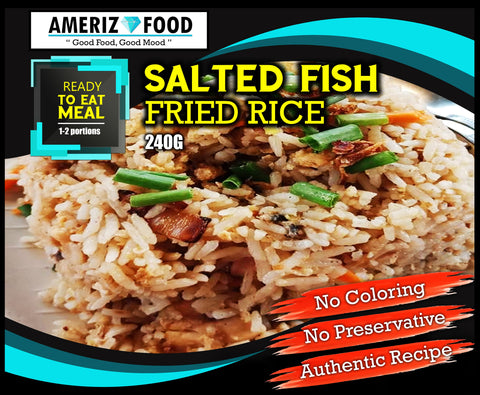 R012 - SALTED FISH FRIED RICE