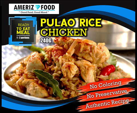 R032- PULAO RICE CHICKEN