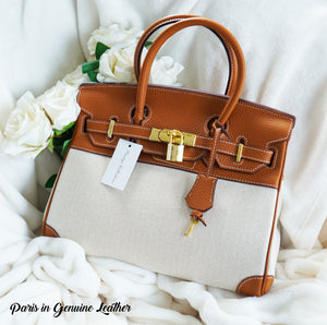 Paris Genuine Leather