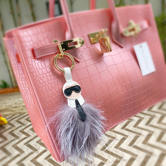 Karlito Furtail Bag Charm