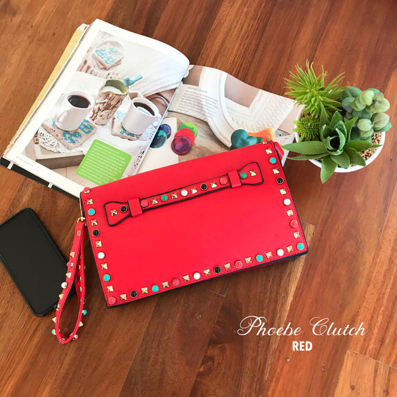 Phoebe Clutch Slingbag