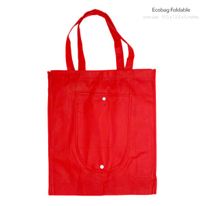 Ecobag Foldable (100pcs)