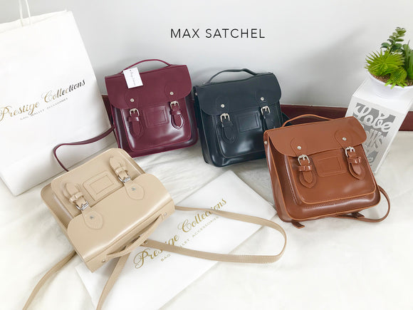 Max Backpack Satchel