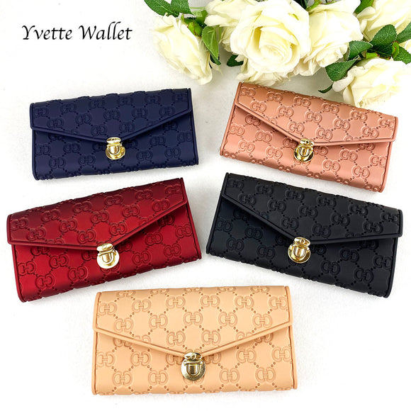 Yvette Wallet Jelly Matte