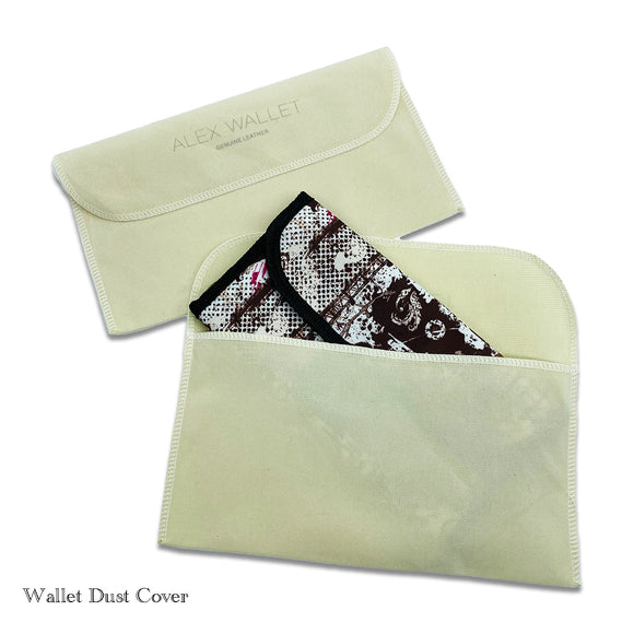 Wallet Dust and Stain Cover