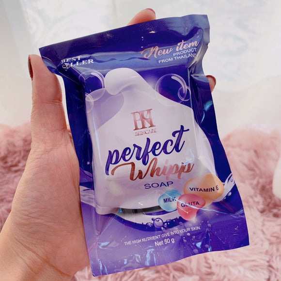 BKP Perfect Whipp Soap 50grams Authentic