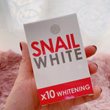 Snail White 10x Whitening Soap Authentic