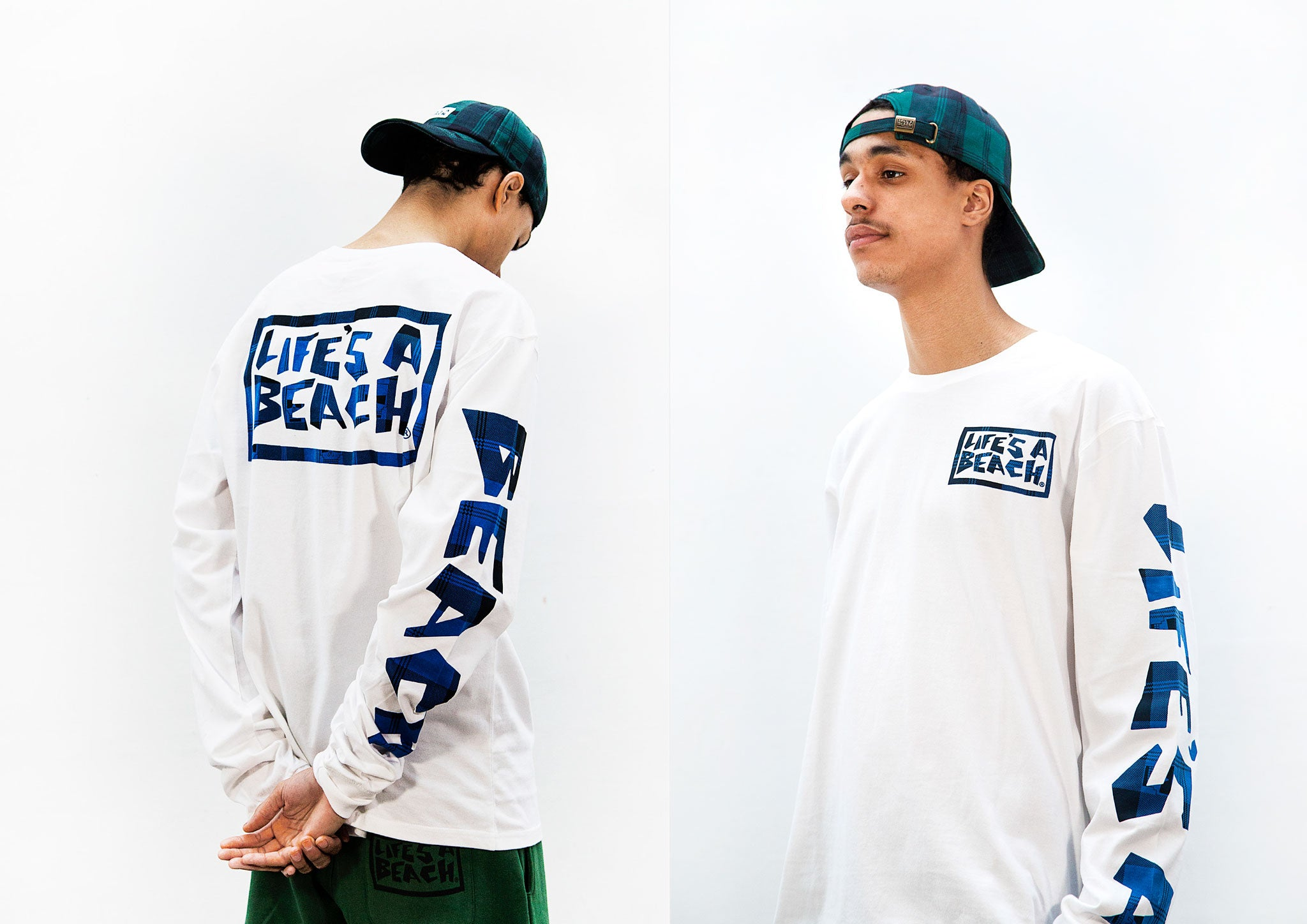 Life's a Beach Autumn/Winter 18