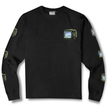 life's a beach, aw19 collection, surfgear, skategear,  , LONG SLEEVE T SHIRT