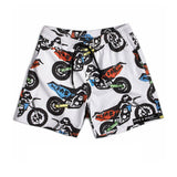 Life's a Beach Colour Dirt Bike Shorts