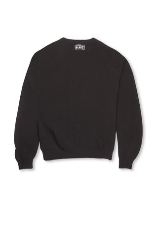 LAB Logo Knit