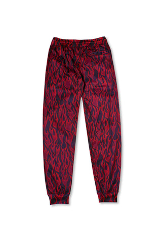 LAB Flames Trackpants