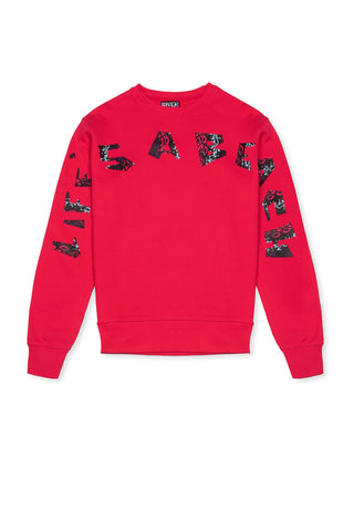 LAB Snake Strip Logo Sweat