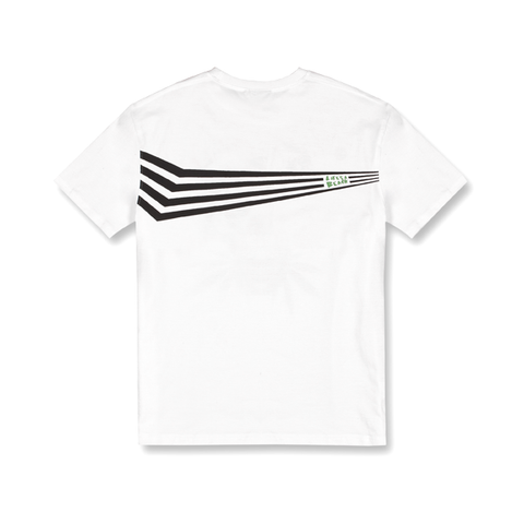 LAB WHITE PSYCHE TEE