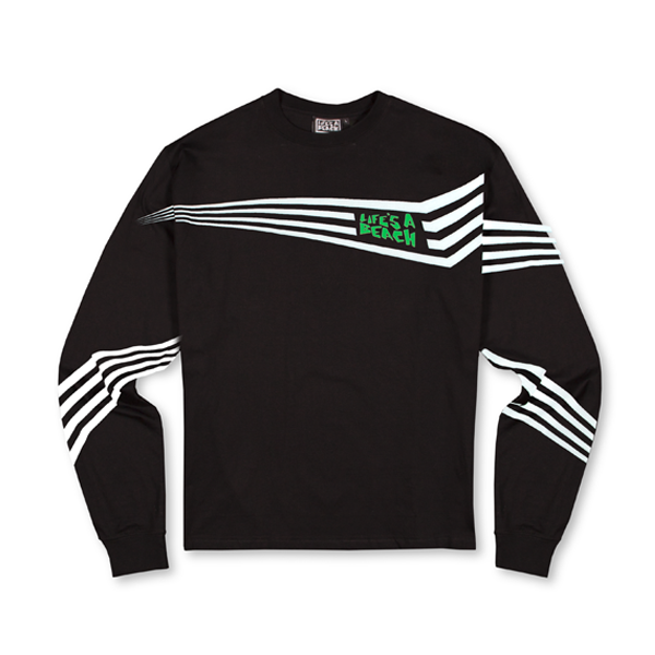 LAB BLACK PSYCHE LS TEE
