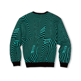 LAB GREEN PSYCHE KNIT