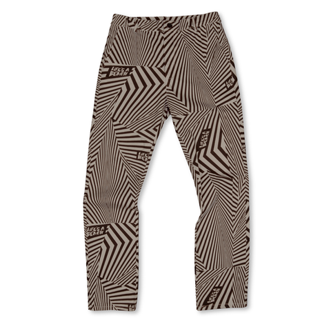 LAB GREY G DYE PSYCHE OUT TROUSERS