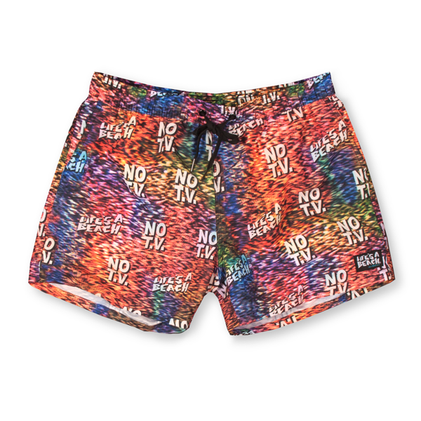 LAB RGB NO TV SWIM SHORTS