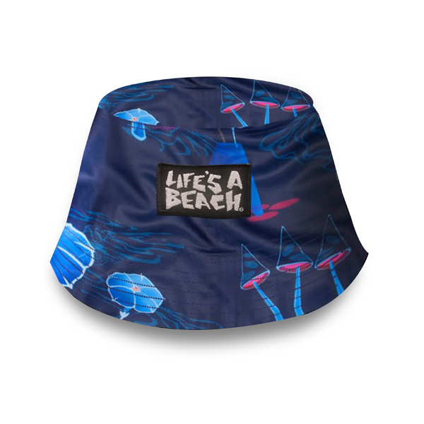 LAB PSYCHE TROPIC BUCKET HAT