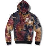 life's a beach, aw19 collection, surfgear, skategear,  ,HOOD, TIE DYE