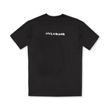 LAB STRIP BACKWARDS TEE