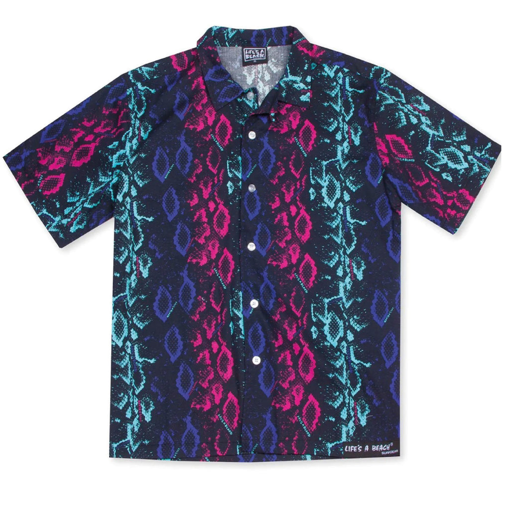 LAB TECHNO SNAKE SHIRT