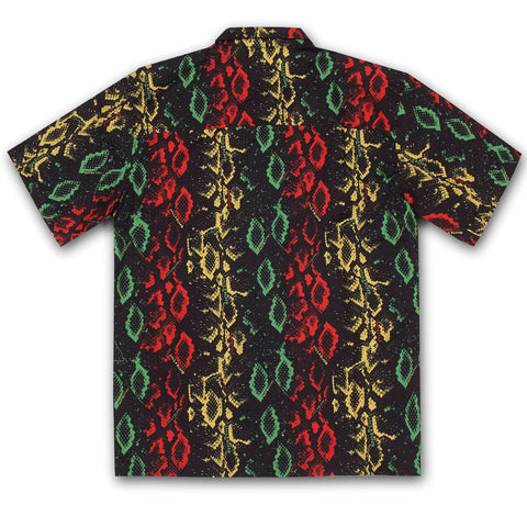 LAB JAH SNAKE SHIRT