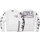 LAB PETRO CREW DROP WHITE CREW