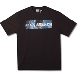 life's a beach, aw19 collection, surfgear, skategear,  , BLACK T SHIRT, WIERD T SHIRT