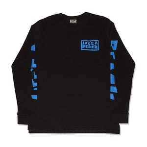 ALL SLEEVE L/S T-SHIRT BLACK
