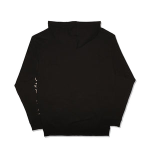 PEACE MAN HOOD BLACK