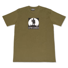 Load image into Gallery viewer, PEACE MAN T-SHIRT OLIVE