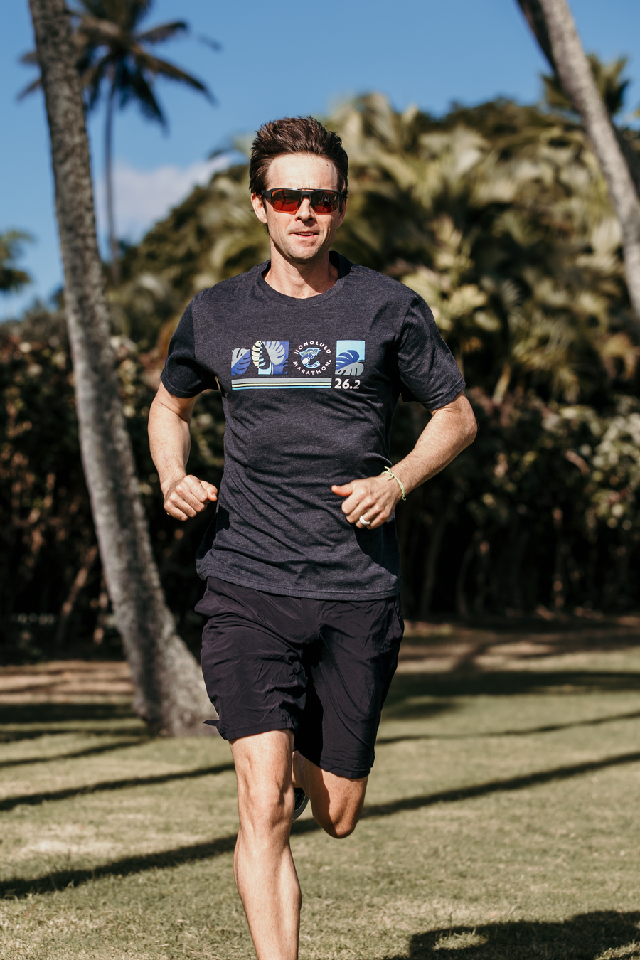 Activewear men's tee