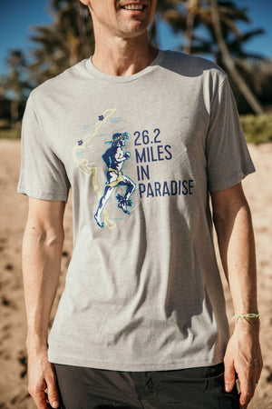 26.2m in paradise tee