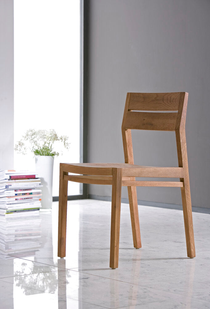 Teak Ex 1 dining chair