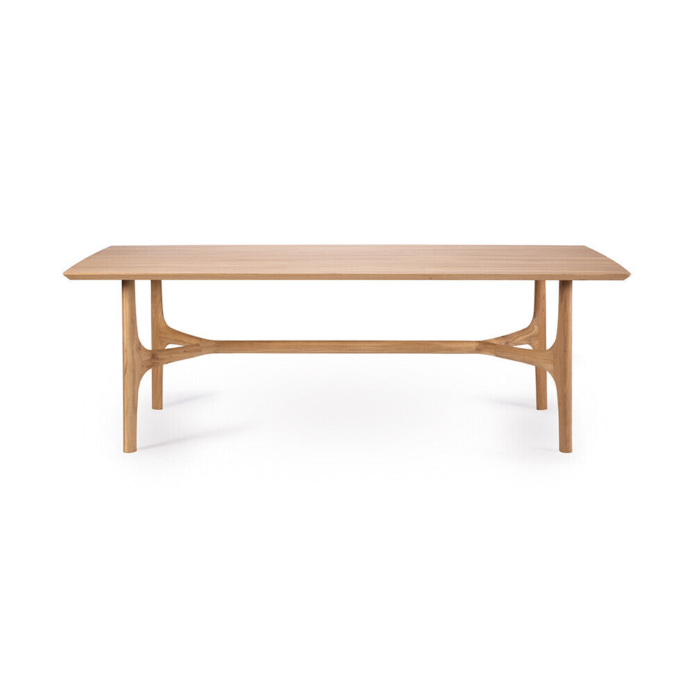 Oak Nexus dining table by Ethnicraft