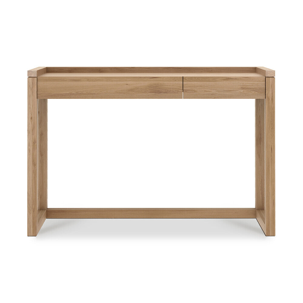 Oak Frame desk by Ethnicraft