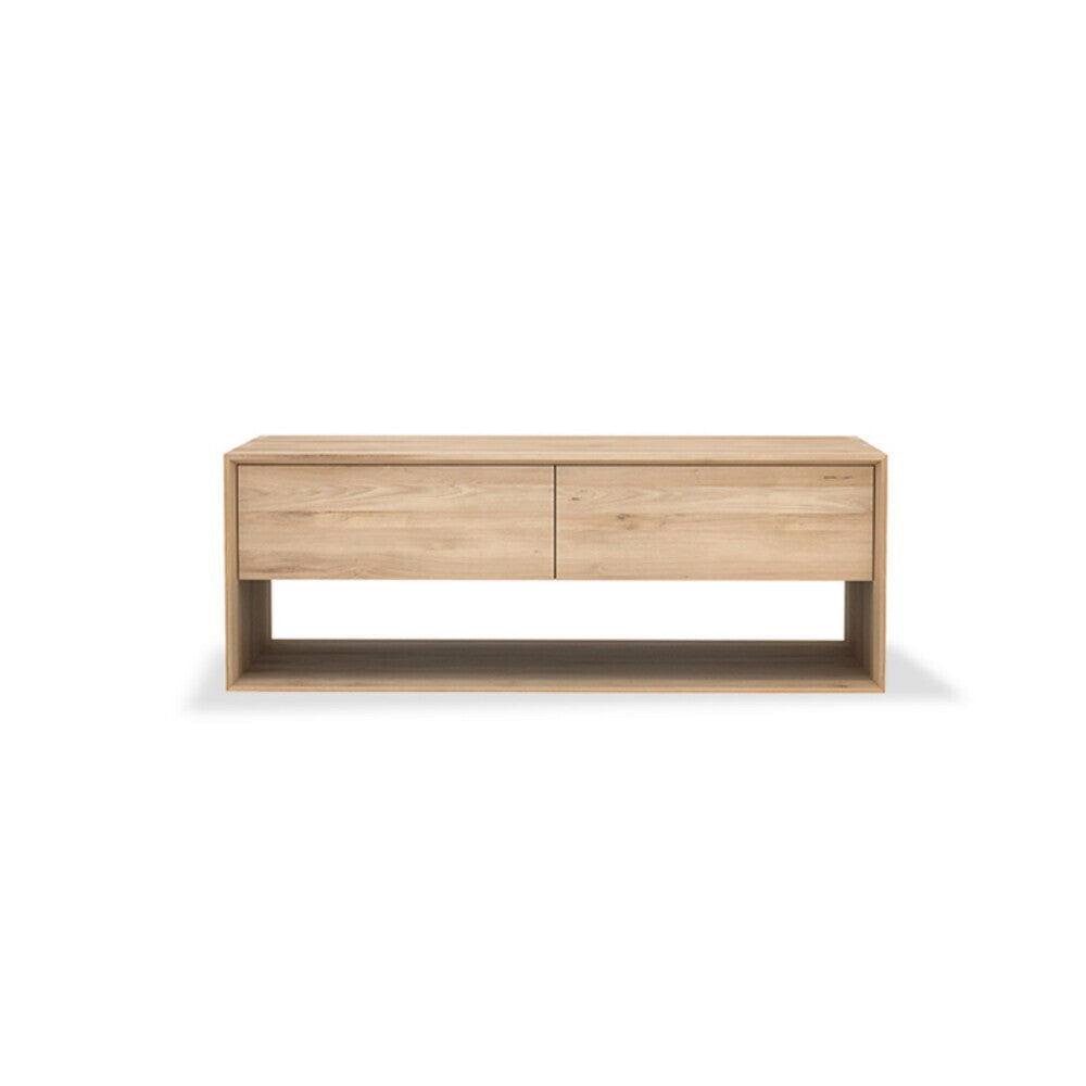 Oak Nordic TV cupboard by Alain van Havre